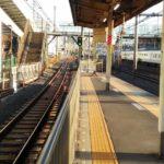 バイクで東京都内へ行くとき使う駅を考える2