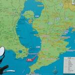 2017九州バイクツーリング 8日目 枕崎~指宿~根占~本土最南端野営場