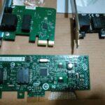 SMBのマルチチャネルで2Gbps環境構築 2.5GBASE-Tデバイスは要らなかった